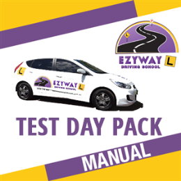Test Day Pack Manual + FREE HYPNOSIS