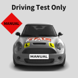 Manual Car Hire (Test Only)