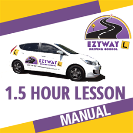 1.5 Hour Manual Lesson